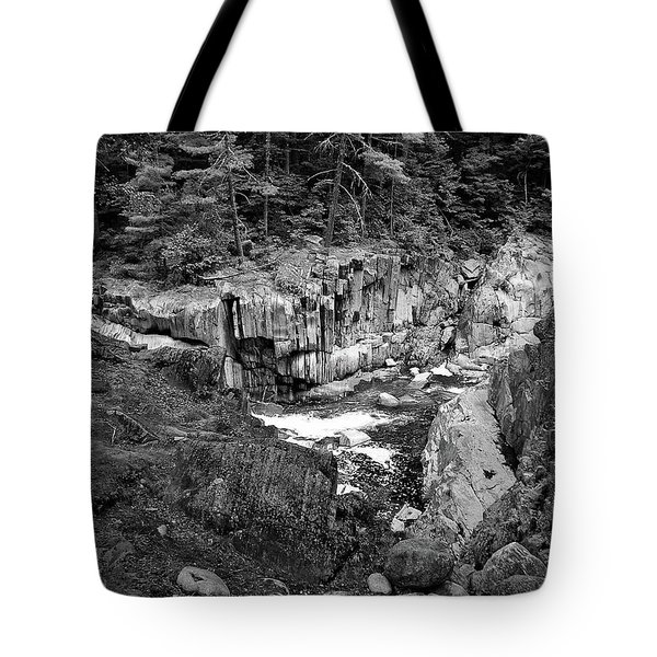 Tote Bag featuring the photograph Coos Canyon 1553 by Guy Whiteley