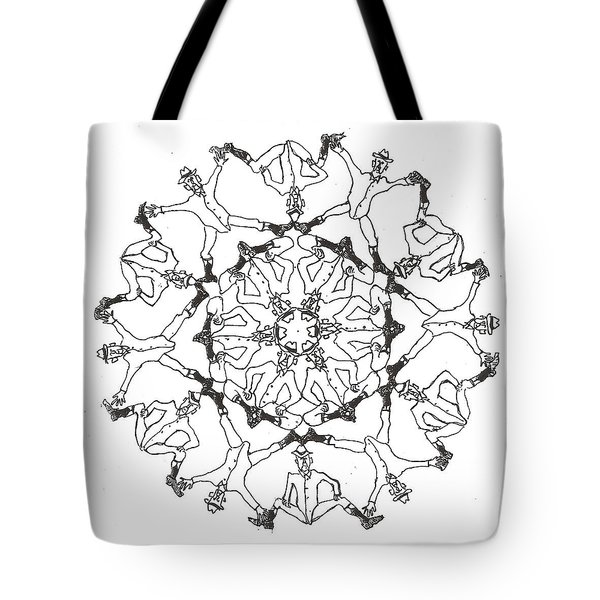 Coots Ala Bugsby Tote Bag