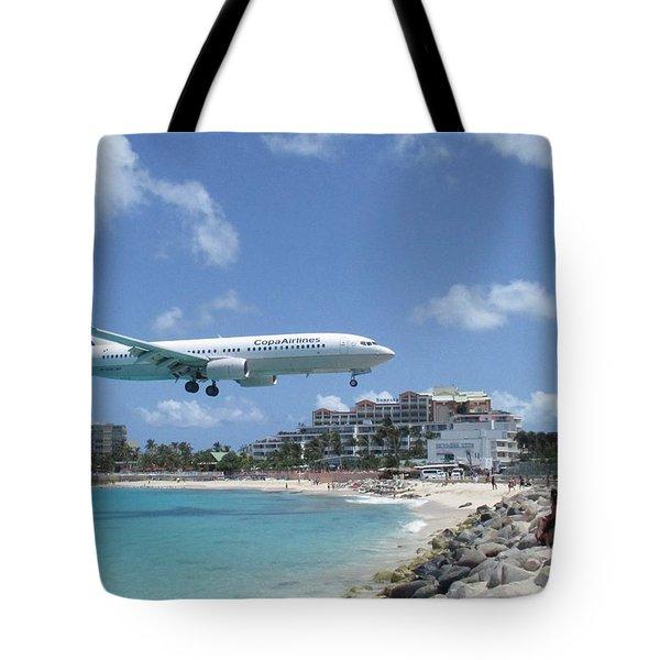 Copa 737 Princess Julianna Tote Bag