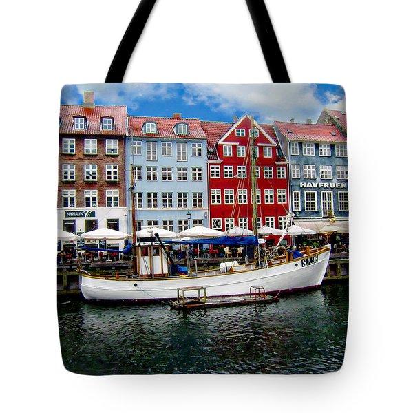 Copenhagen - Denmark Tote Bag