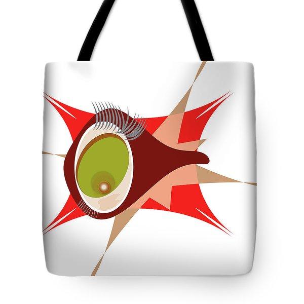 Copepod Tote Bag