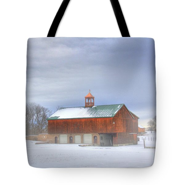 Copper Cupola Tote Bag by Sharon Batdorf