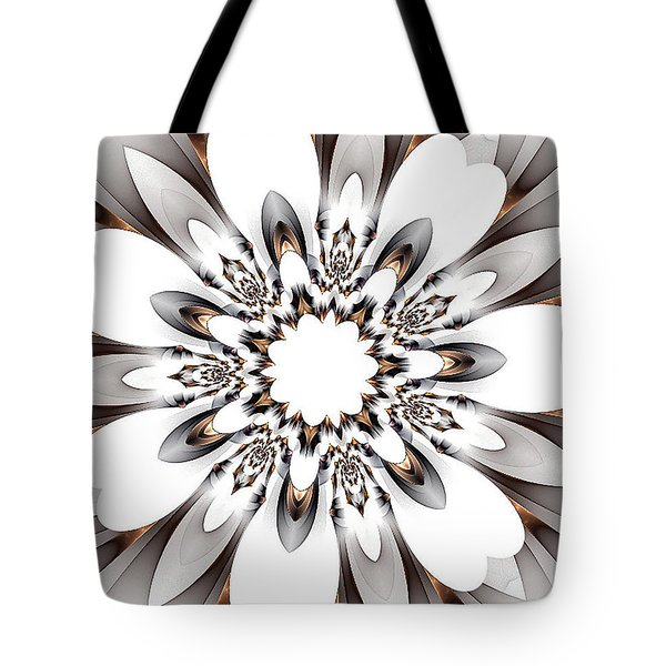 Copper Highlights Tote Bag