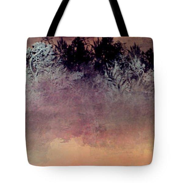 Copper Lake Tote Bag by Jessica Wright