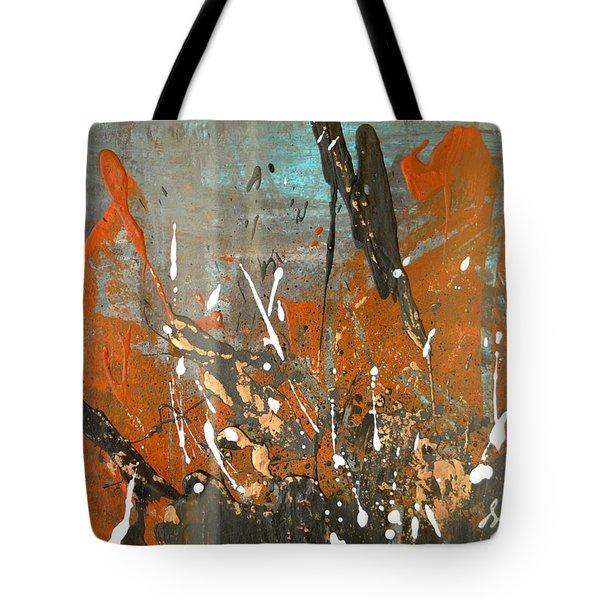 Copper Moon Tote Bag