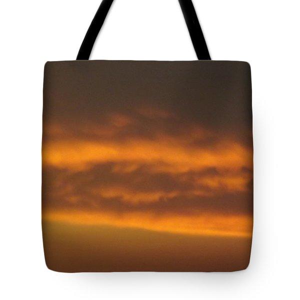 Copper Sky  Ozarks Tote Bag