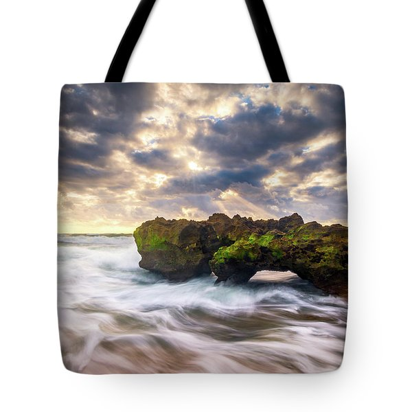 Coral Cove Jupiter Florida Seascape Beach Landscape Photography Tote Bag