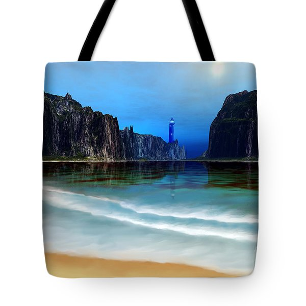 Coral Gables Tote Bag by Corey Ford