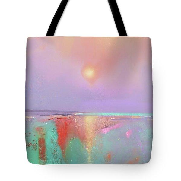 Coral Shores Tote Bag