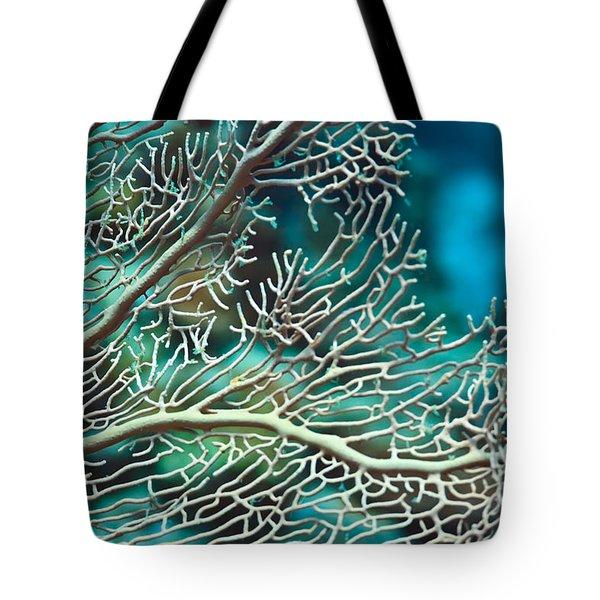 Coral Texture Tote Bag by MotHaiBaPhoto Prints