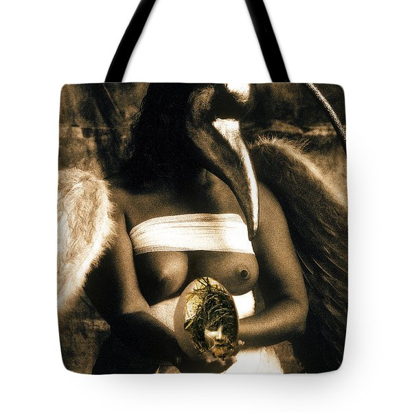 Corazon Defectivo Tote Bag