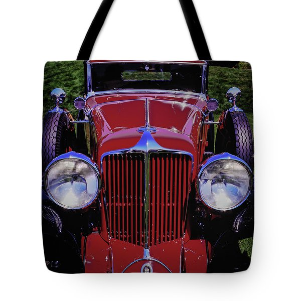 Cord Coupe Tote Bag
