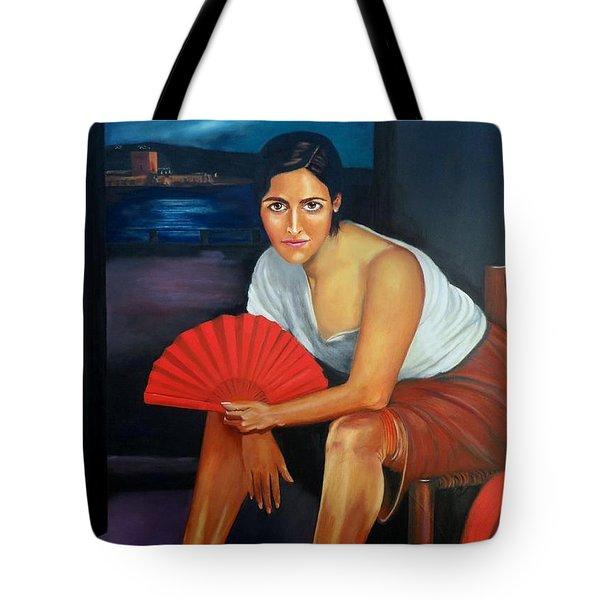 Cordoba De Noche  Tote Bag