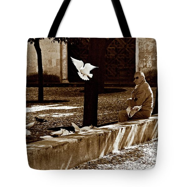 Cordoba Flight Tote Bag