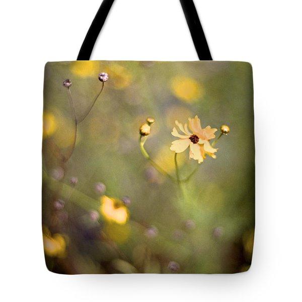 Coreopsis Tote Bag