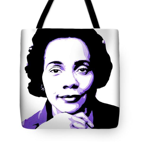 Coretta Scott King Tote Bag