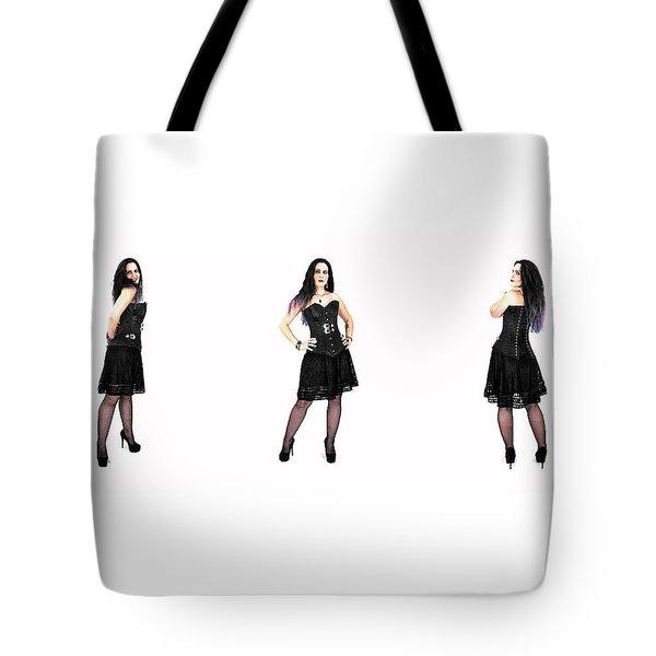 Corinne 4 Tote Bag