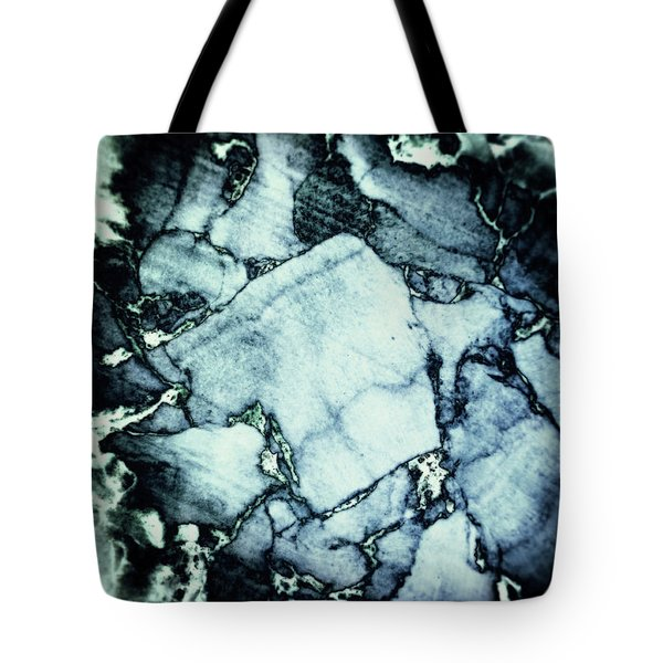 Cork Abstraction Tote Bag by Wim Lanclus