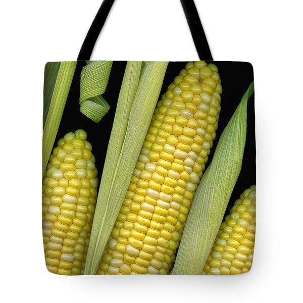Corn On The Cob I  Tote Bag by Tom Mc Nemar