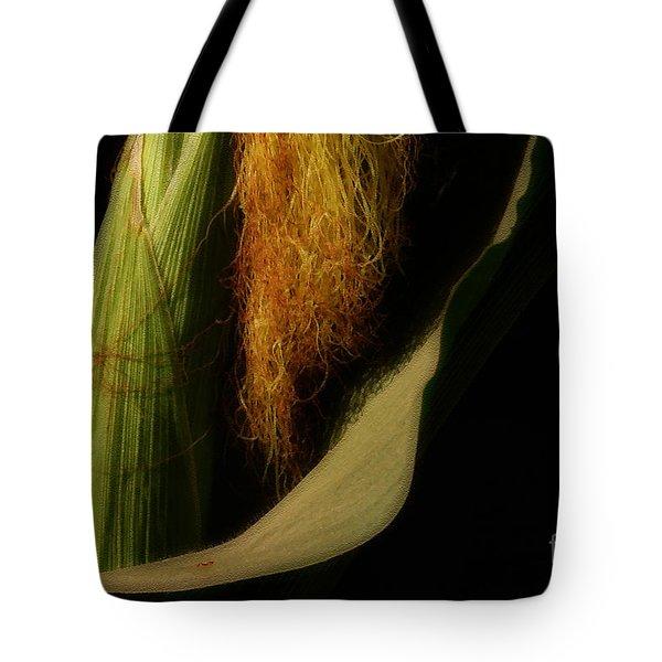 Corn Silk Tote Bag