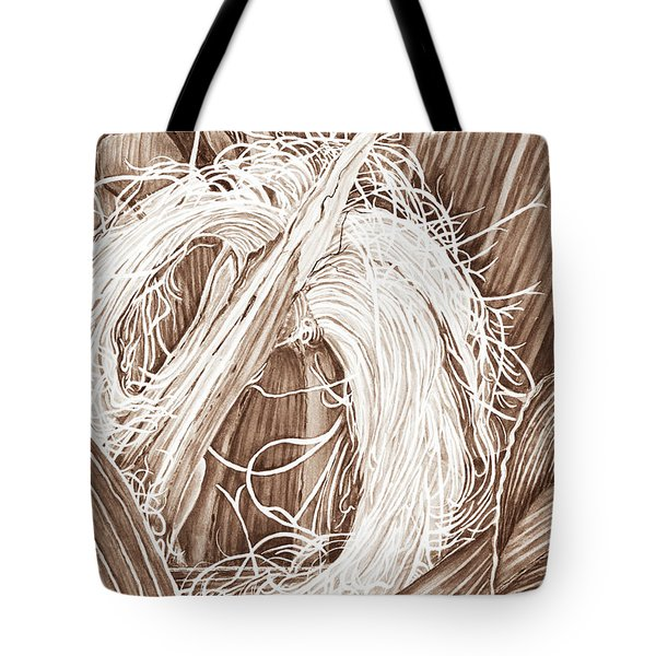 Corn Silk - Neutral Tote Bag