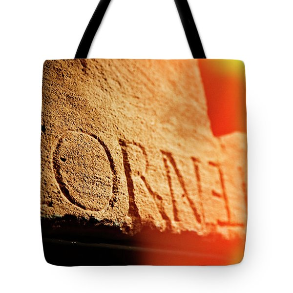 Tote Bag featuring the photograph Cornelian by Michael Hope