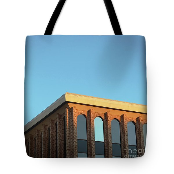 Corner Light Tote Bag