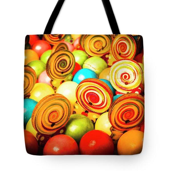 Corner Store Candies  Tote Bag