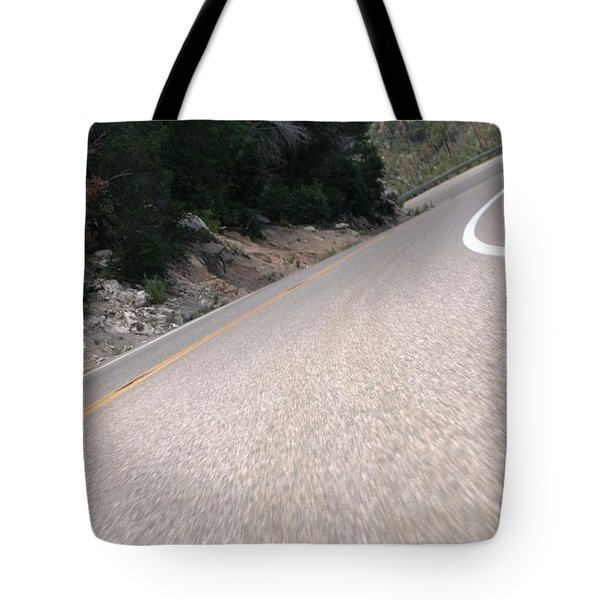 Corner To Corner Tote Bag by David S Reynolds