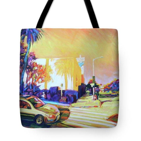 Corners Tote Bag