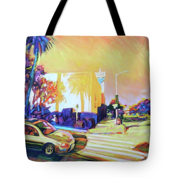 Corners Tote Bag