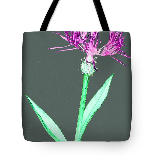 Cornflower3 T-shirt Tote Bag