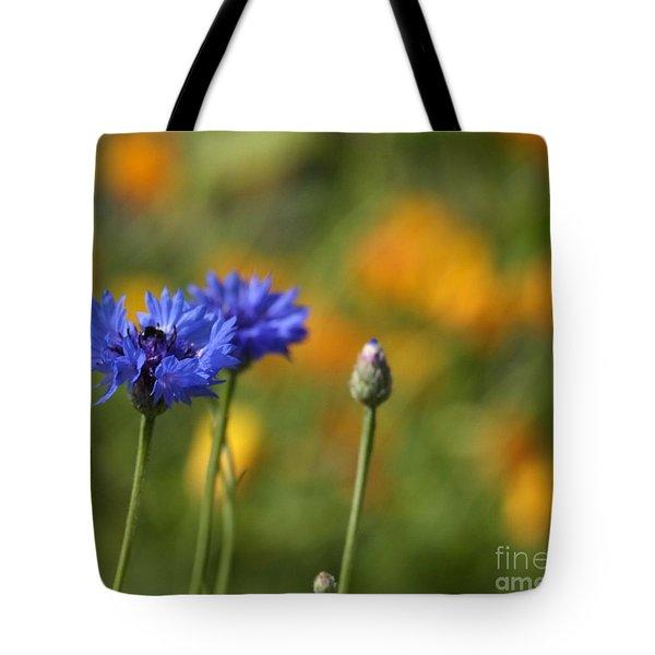Cornflowers -2- Tote Bag