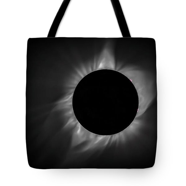 Corona During Total Solar Eclipse Tote Bag