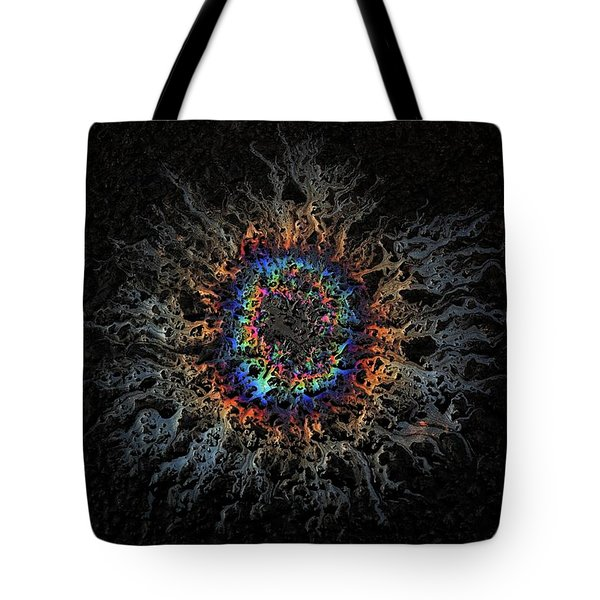 Tote Bag featuring the photograph Corona by Mark Fuller