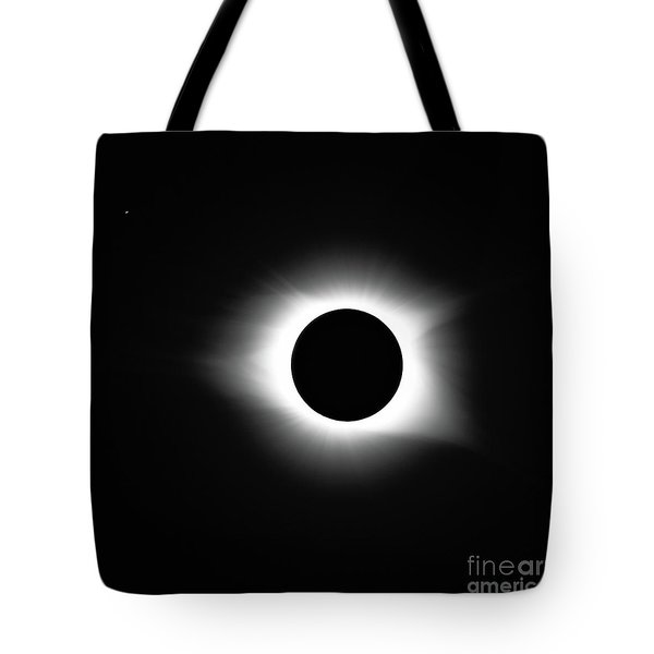 Totality 8-21-2017 Tote Bag