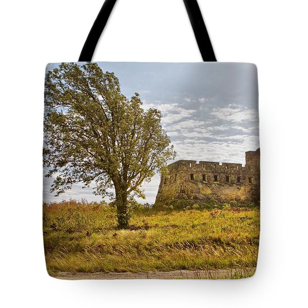 Coronado Hights Lookout  Tote Bag