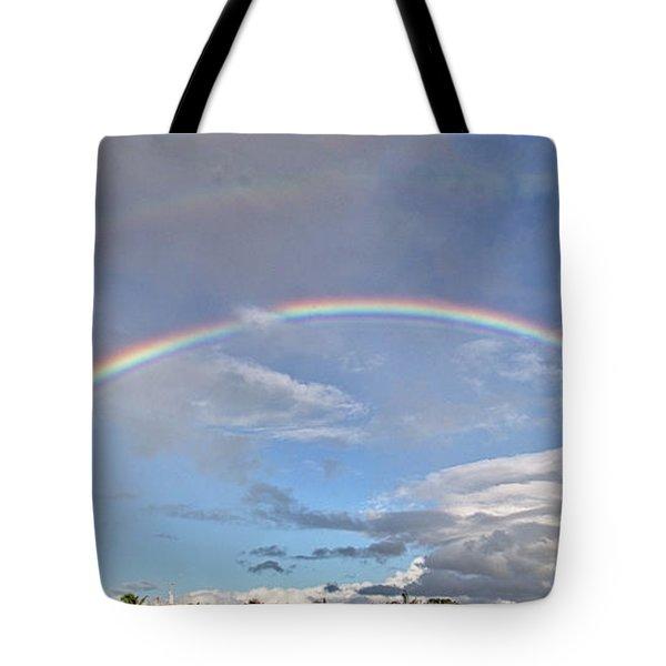 Coronado Rainbows Tote Bag
