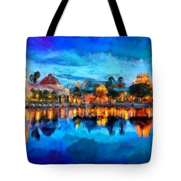 Coronado Springs Resort Tote Bag