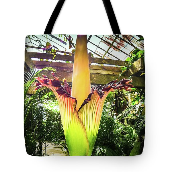 Corpse Plant Tote Bag