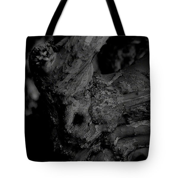 Corpses Fossil Tote Bag