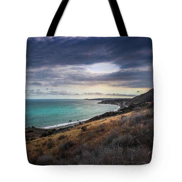 Corral Canyon Malibu Trail Tote Bag