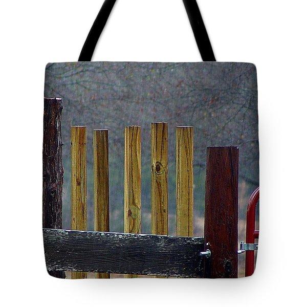 Corral Tote Bag