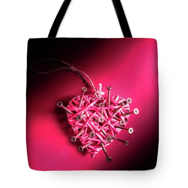 Corrosion Of Emotion Tote Bag