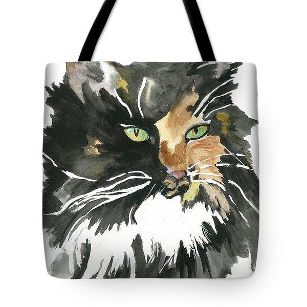 Corsair Tote Bag