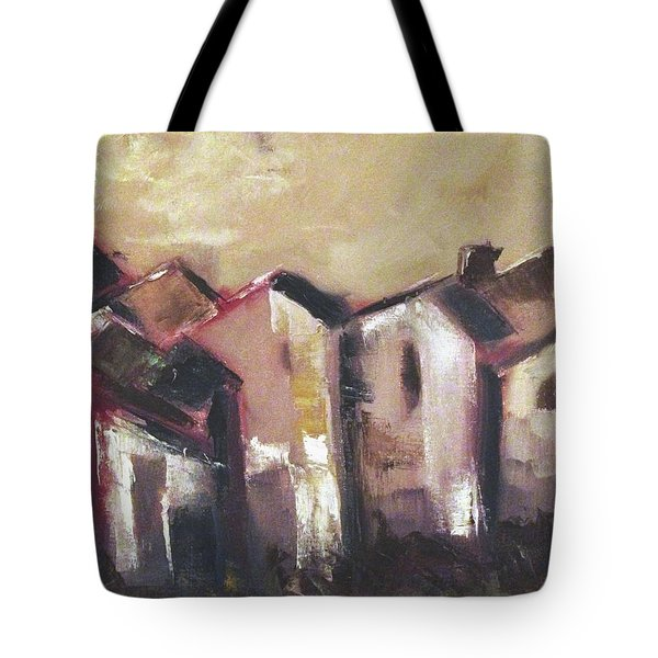 Corsica Tote Bag by Roxy Rich