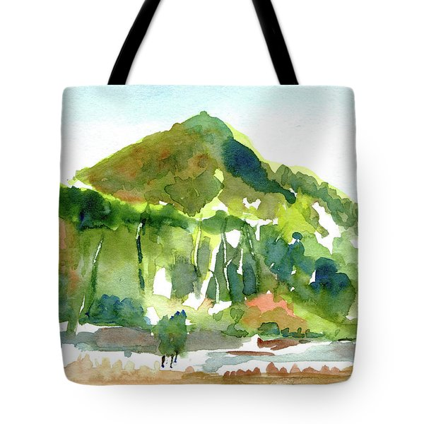 Corte Madera Creek Tote Bag