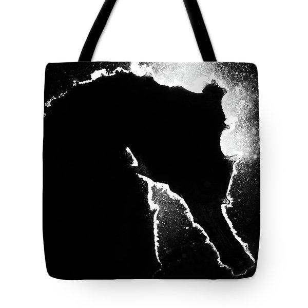 Cortez Seahorse Tote Bag