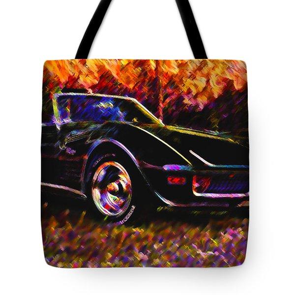 Corvette Beauty Tote Bag
