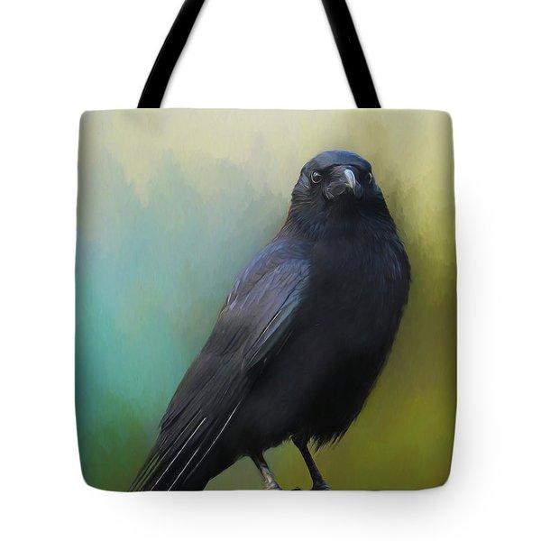 Corvid Tote Bag